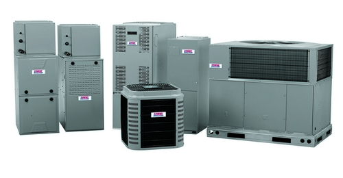 Heil heating and cooling units